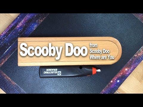 Sunday Morning Sketch January 28th 2018 Scooby Doo