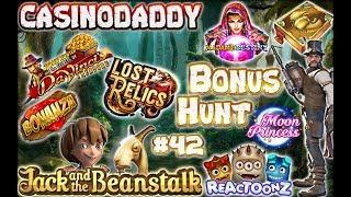 CasinoDaddy Bonus Opening - Bonus Compilation - Bonus Round episode #42