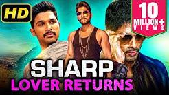 Sharp Lover Returns New Telugu Hindi Dubbed Full HD Movie | Allu Arjun, Gowri Munjal