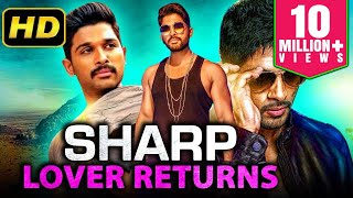 Sharp Lover Returns New Telugu Hindi Dubbed Full HD Movie  Allu Arjun Gowri Munjal