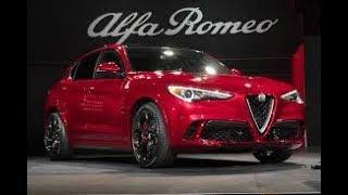 Alfa Romeo Stelvio Quadrifoglio Design Features Performance Review