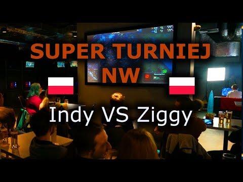 (18+) Indy VS Ziggy - STK 3 Półfinał - polski komentarz StarCraft 2