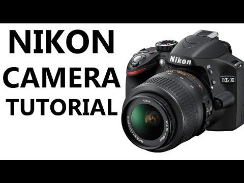Shooting With Nikon D3200