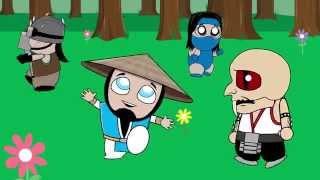Kombat Kids - Peanuts Dance