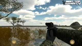 Duck Hunter Pro 3D - iOS / Windows Phone GamePlay Trailer