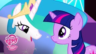 My Little Pony Season 3 - Did Twilight Sparkle Pass or Not Pass Official Clip