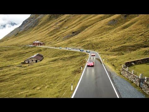 Porsche Tour Of The Dolomite Alps