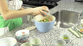 In The Kitchen With Joyous Health: Chickpea Detox Salad