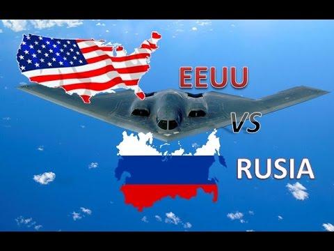 EE.UU. VS RUSIA: PODER MILITAR COMPARACION - Ejército Estados Unidos VS Ejército Ruso | 2017