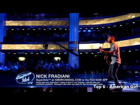 Nick Fradiani - Journey to the Crown - American Idol