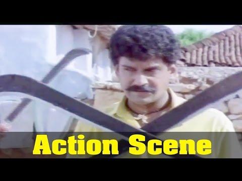 Thamarai Movie : Napoleon, Super Action Scene