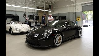 Johnny Picks up a GT3 Touring on Porsche 70th
