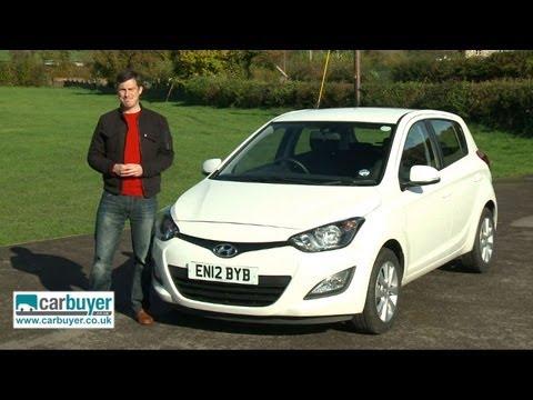 Hyundai i20 review - Carbuyer