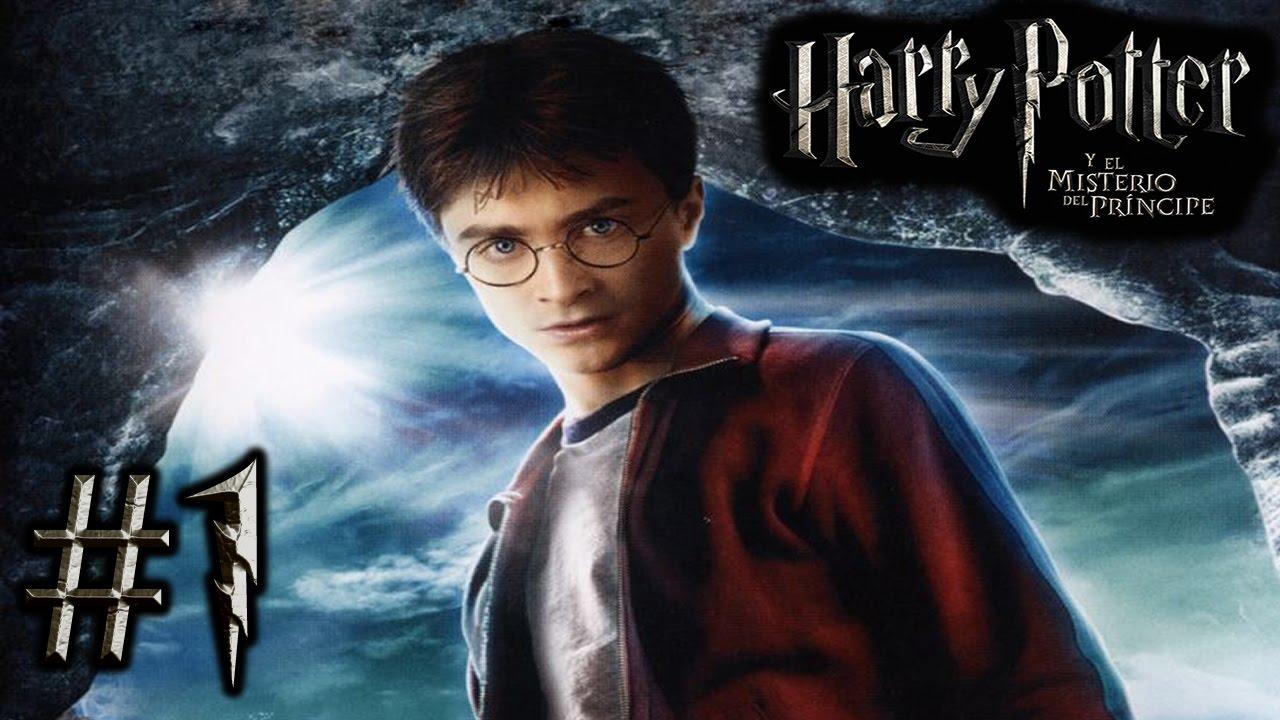 Harry Potter Y El Misterio Del Principe Ps2 Wii 1 Duelos Y
