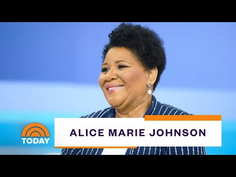 Alice Marie Johnson Opens Up About Her Book And Life After Prison | TODAY