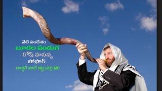 బూరల పండుగ: A Telugu message by Paul Kattupalli