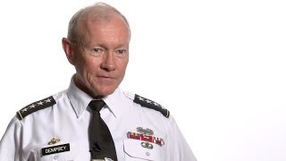 Real Conversations with Real Leaders: General Martin E. Dempsey - Chairman, Joint Chiefs of Staff