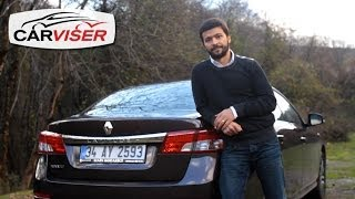 Renault Latitude 1.5 dCi EDC Test Sr Review English subtitled