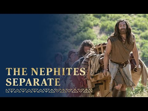 The Nephites Separate From The Lamanites | 2 Nephi 5 | Book Of Mormon