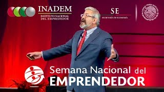 Macario Schettino at the Entrepreneur Week 2017   Full Optimized Magistral Conference