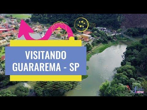 Visitamos a charmosa cidade de Guararema no interior de SP.