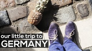 our little trip to GERMANY - Vlog #2