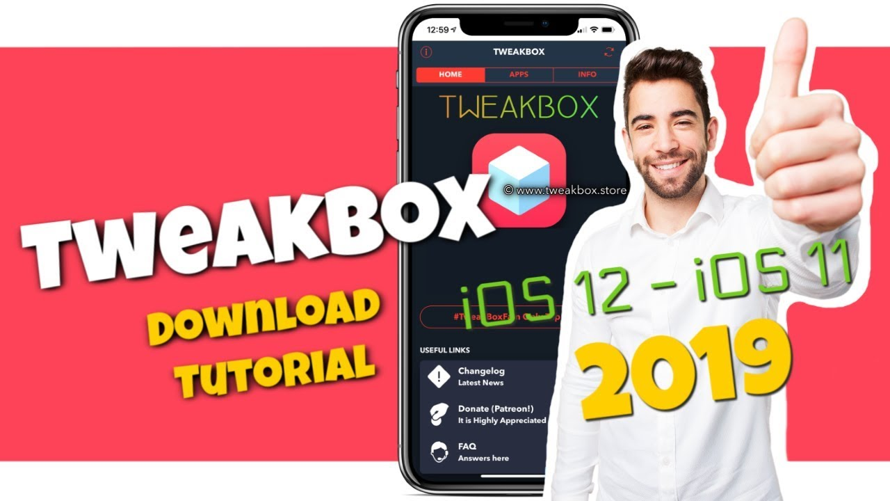 Download TweakBox App ( How-to Tutorial )