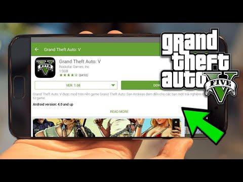 O Fantastico Gta 5 Para Celular Como Baixar Gta V No Android