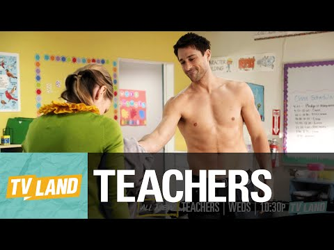 ParentTeacher Conference  Hot Dad Saves Picture Day  Teachers on TV Land