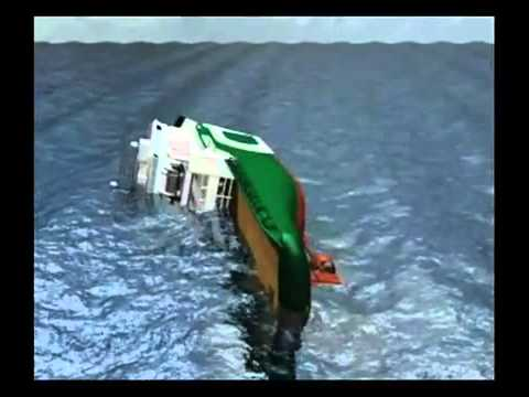 Bourbon Dolphin Capsized - Wrong decision from master