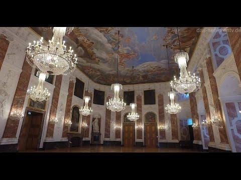 Barockschloss In Mannheim