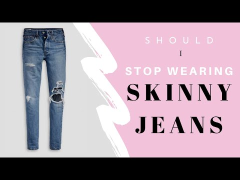 ARE SKINNY JEANS STILL IN STYLE FOR 2020?   What's NEXT IN DENIM!!! TREND ALERT. http://bit.ly/2GPkyb3
