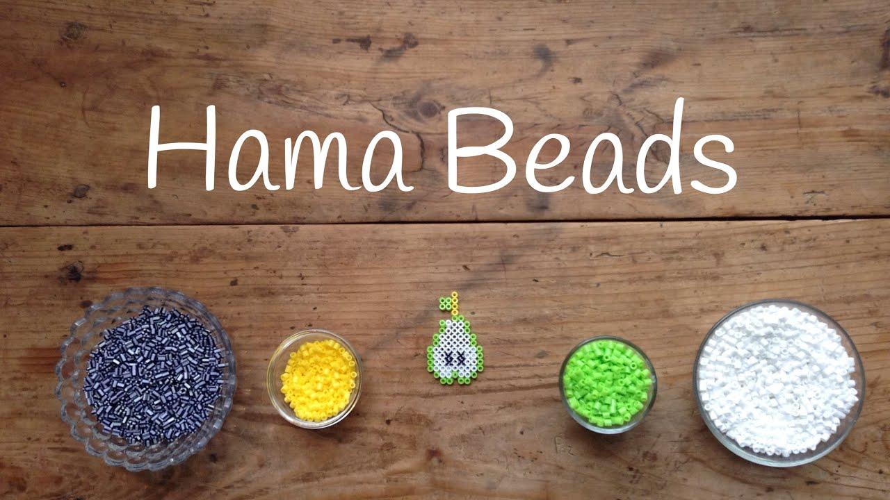 Plantillas de hama beads pera manualidades f ciles para - Manualidades para realizar en casa ...