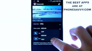 VidTrim Pro - Android App Review - Best Video Editing Application for Android