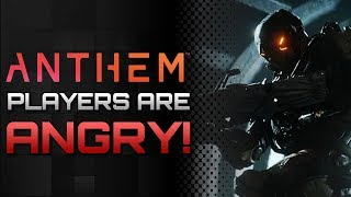 Anthem Players ANGRY About The Loot