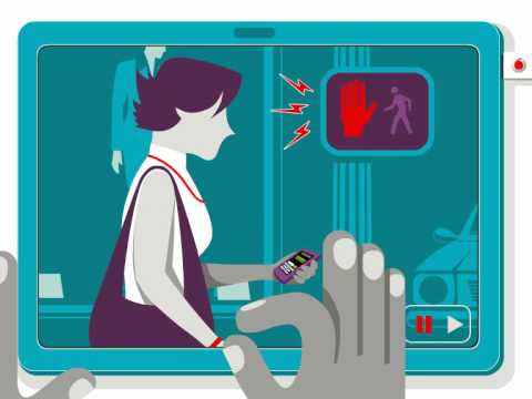 Vodacom Self Service - Healthy use of smartphones