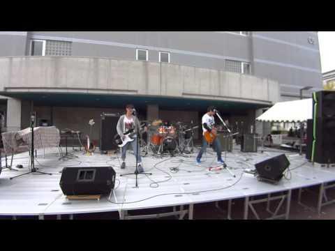 The Tri Flog 神霜秋野外ライブ 2015-11-01