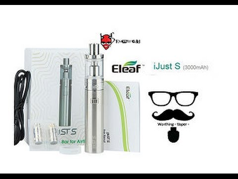 Eleaf IJust S from Totally Wicked
