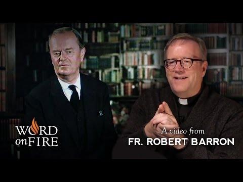 Bishop Barron on Heroic Materialism
