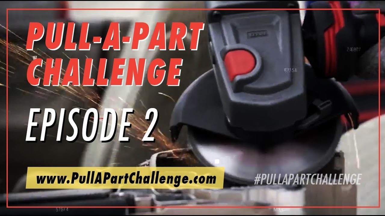 Nice The Pull A Part Challenge: Episode 2