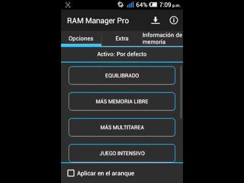 ram manager pro full apk