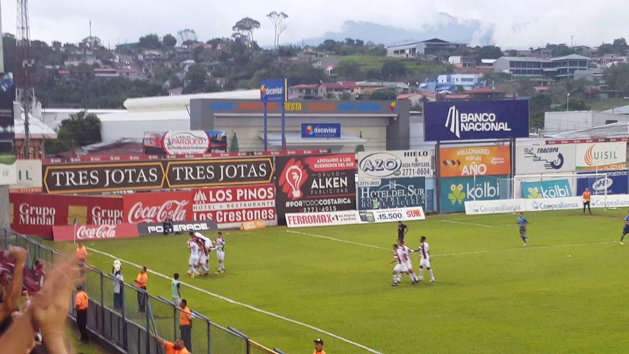 Resultado de imagen para Pérez Zeledon 2 - 3 Saprissa