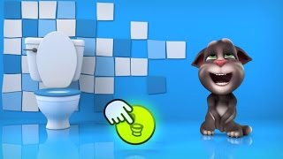 My Talking Tom on iOS Vs. Android Gameplay for Kids HD