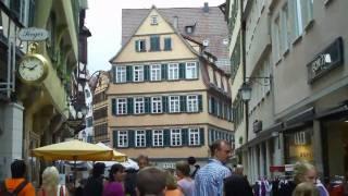 Tübingen - Die Stadt am Neckar (sehenswert!)