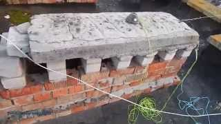 видео Схема вентиляции в доме панельном доме