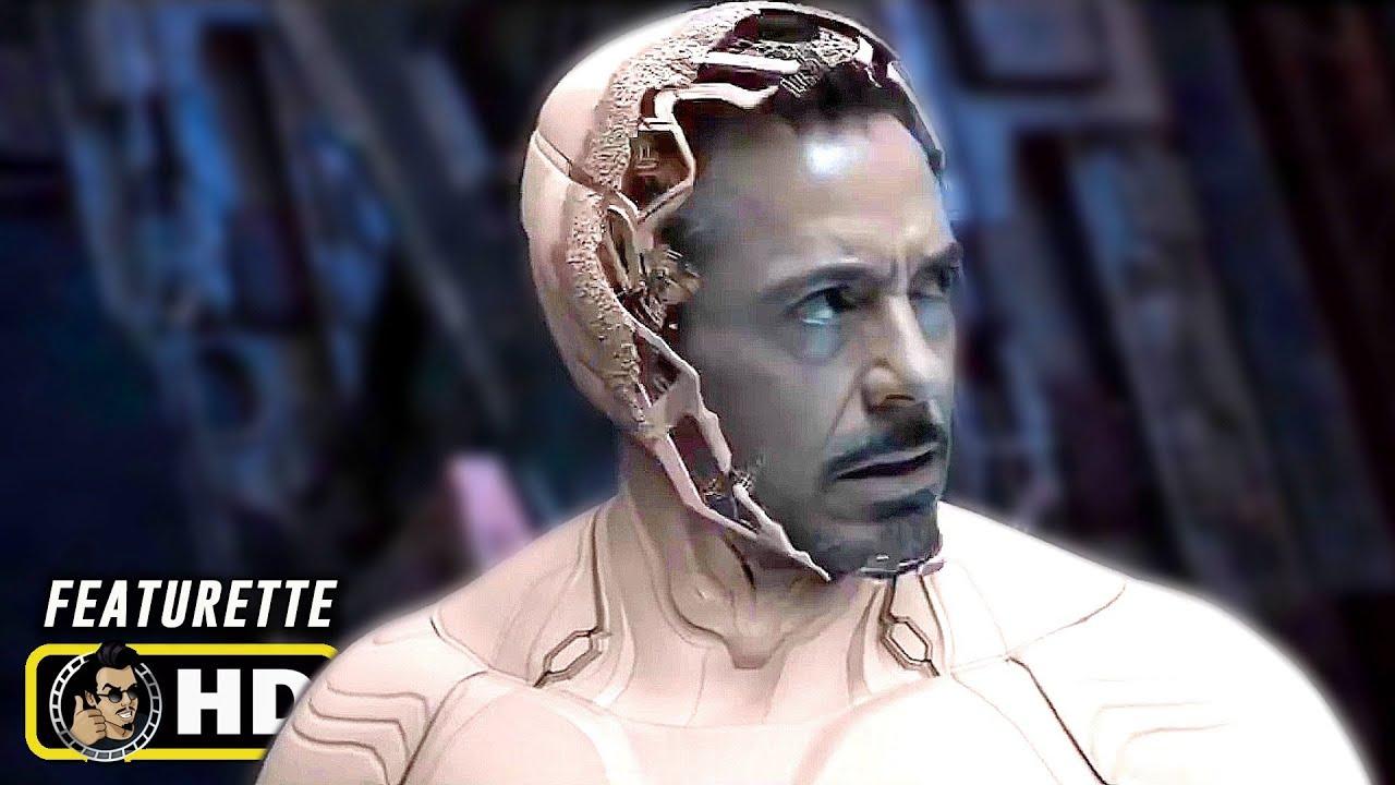 AVENGERS: INFINITY WAR (2018) Behind the Scenes VFX [HD] Marvel
