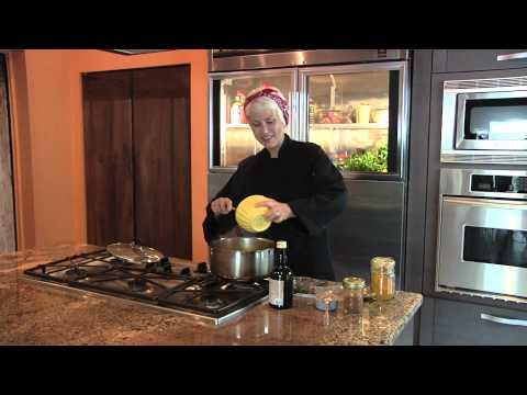 Peanut Butter Vegetable Soup : Soups & Salads