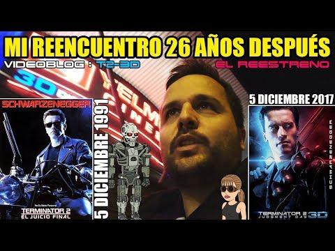 Terminator 2 3D : La experiencia 26 años después - CRÍTICA - REVIEW - OPINIÓN - Cameron - Hamilton