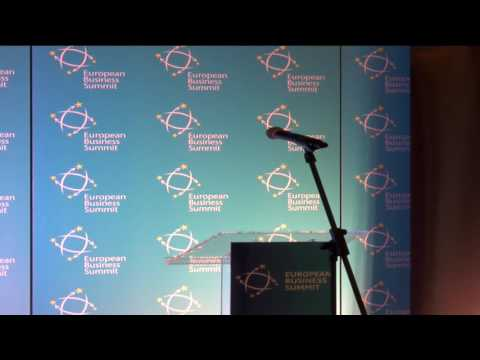 Live stream European Business Summit