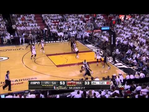 Spurs Destroy Heat (Again) As Kawhi Bests LeBron in Game 4
